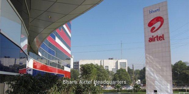 bharti airtel headquarters