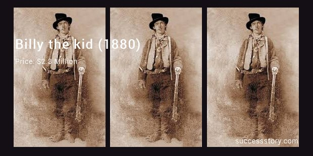 billy the kid (1880)