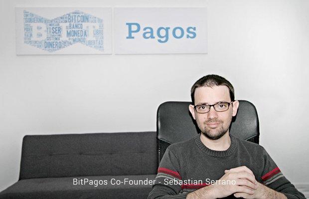 bitpagos co founder   sebastian serrano