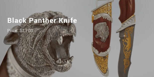 black panther knife
