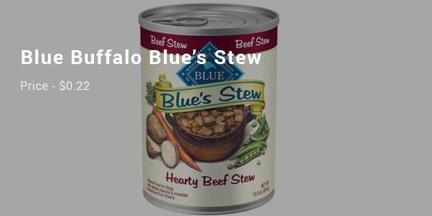 blue buffalo blue's stew