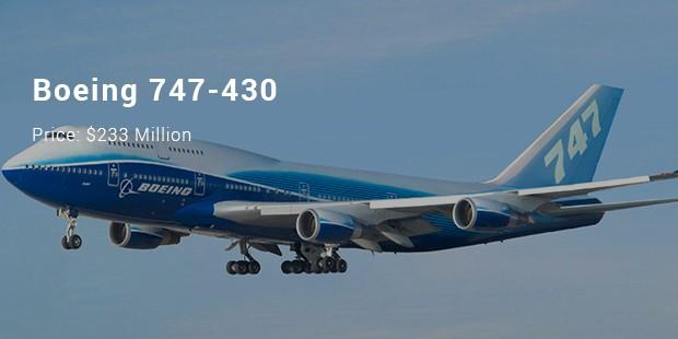 boeing 747 430