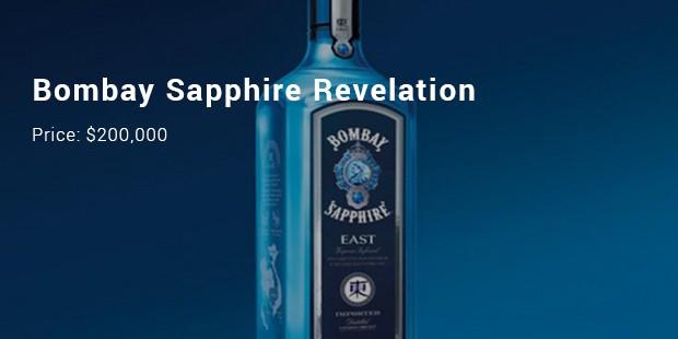 bombay sapphire revelation