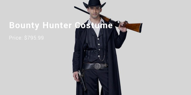 bounty hunter costume