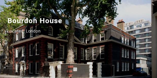 bourdon house