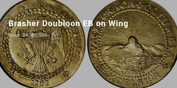 Brasher Doubloon EB on Wing