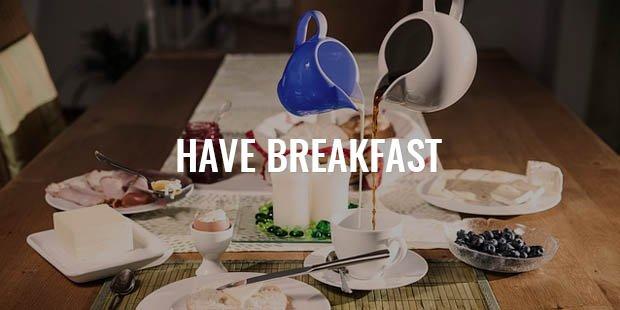 Breakfast Matters