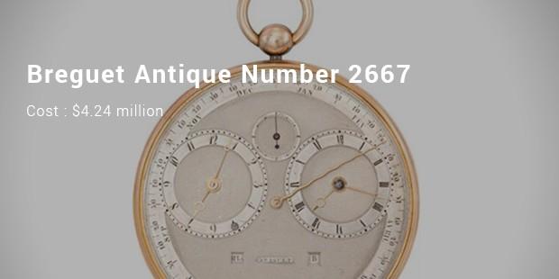 breguet antique number 2667