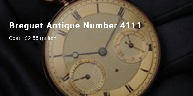 breguet antique number 4111