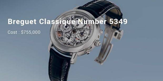 breguet classique number 5349