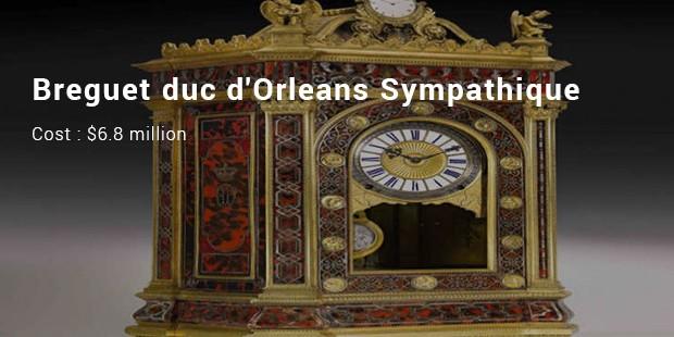 breguet duc d orleans sympathique