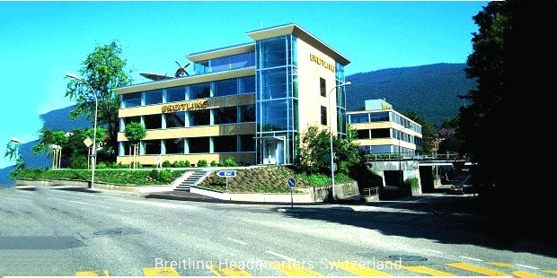 breitling headquarters