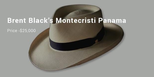 brent black's montecristi panama