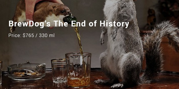 brewdog's the end of history