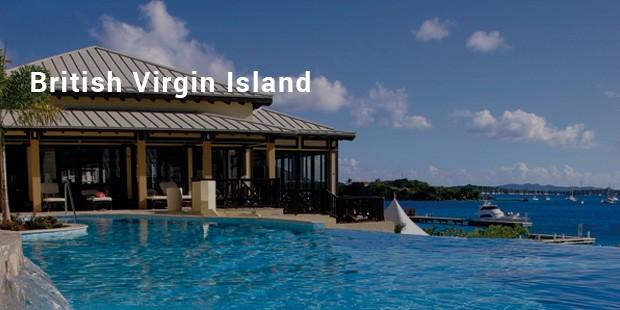 british virgin island