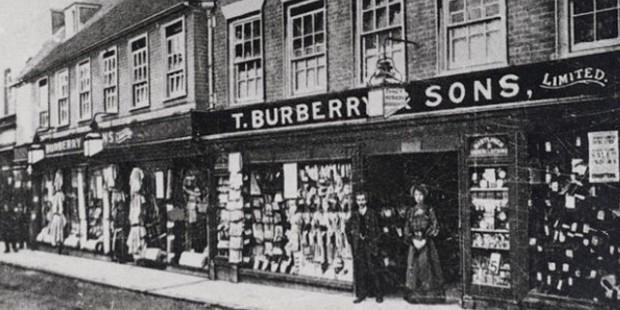 burberry history