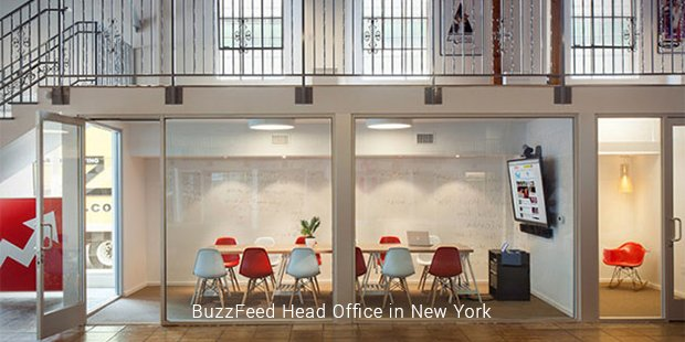 buzzfeed head office in new york