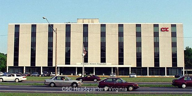 csc headquarters virginia