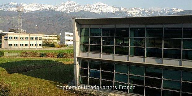 capgemini headquarters france