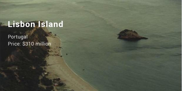 Lisbon Island, Portugal