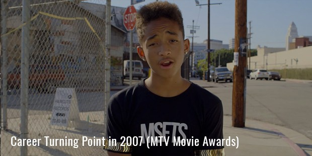 Career Turning Point in 2007 (MTV Movie Awards)