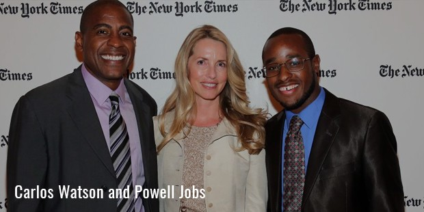 carlos watson and powell jobs