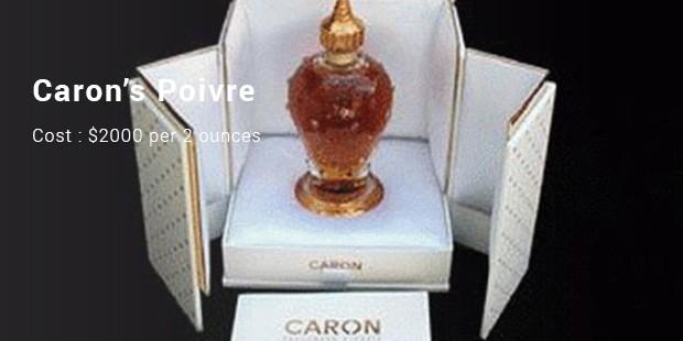 caron's poivre