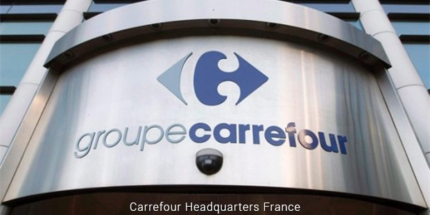carrefour headquarters