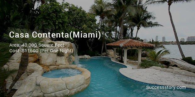 Casa Contenta(Miami)