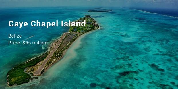 Caye Chapel Island, Belize