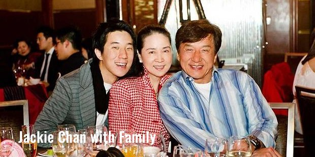 chan kong sang with family