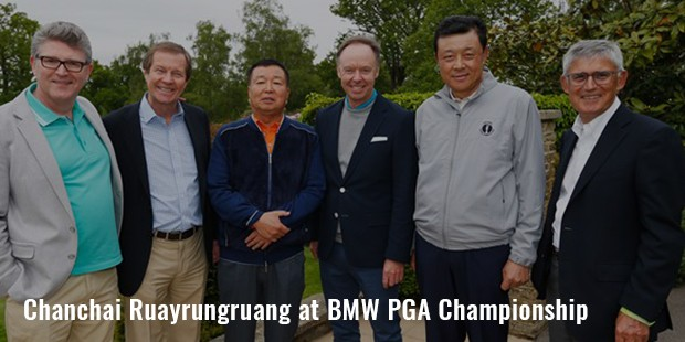 chanchai ruayrungruang at bmw pga championship