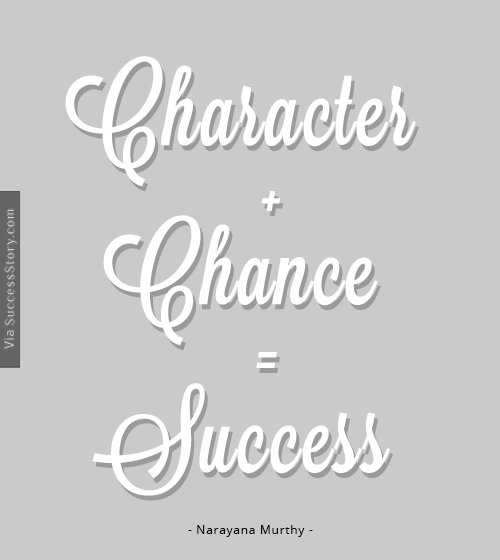 Character  Chance Success