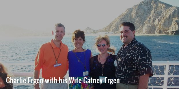 charlie ergen with his wife catney