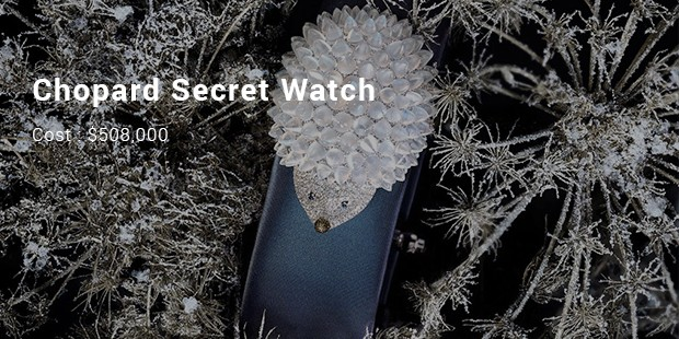 chopard secret watch