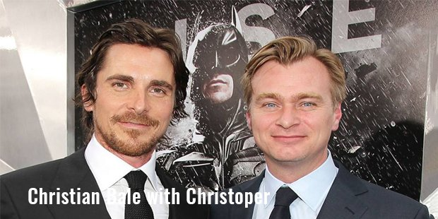 christian bale with christoper