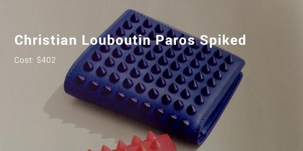 Christian Louboutin Paros Spiked