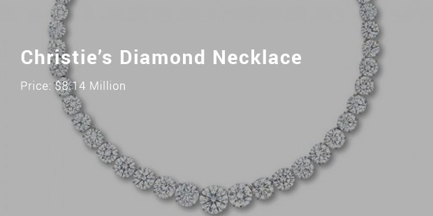 Christie's Diamond Necklace