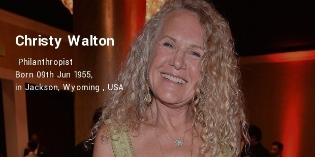 christy ruth walton