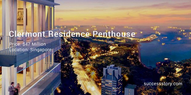 clermont residence penthouse