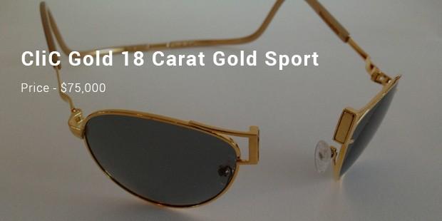clic gold 18 carat gold sport