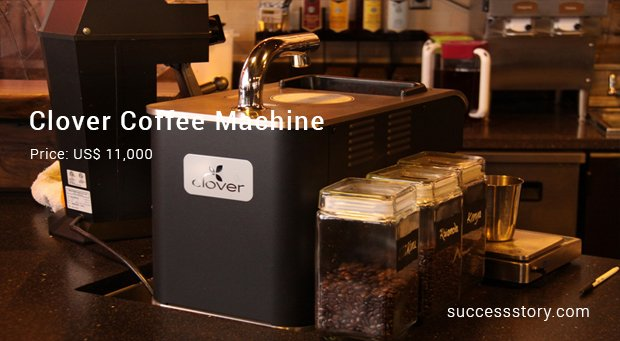 clover coffee machines