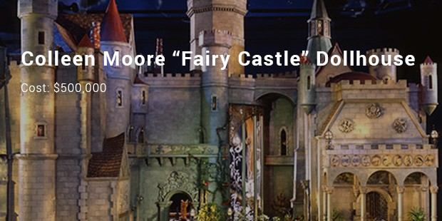 "colleen moore ""fairy castle"" dollhouse"