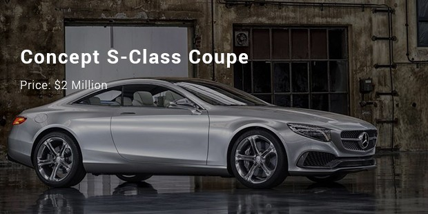 concept s class coupe