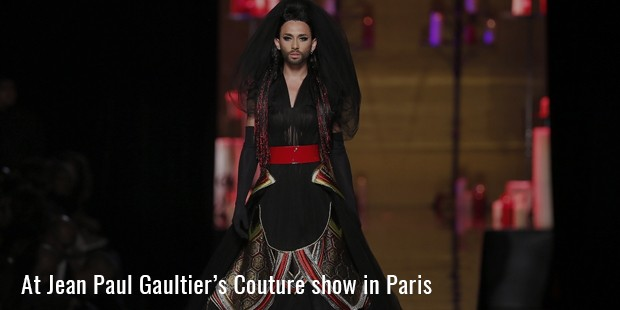couture show in paris