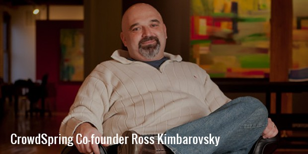crowdspring co founder ross kimbarovsky