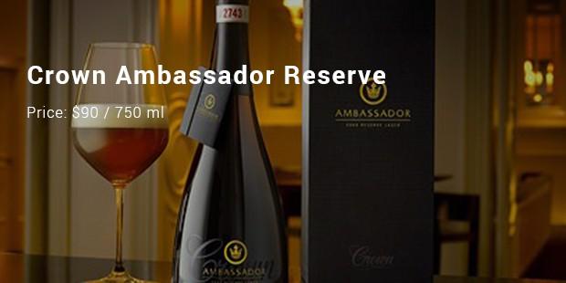crown ambassador reserve