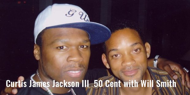 curtis james jackson iii  50 cent with will smith