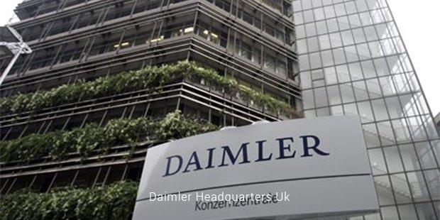 daimler headquarters