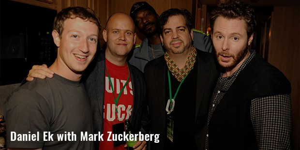 daniel ek with mark zuckerberg